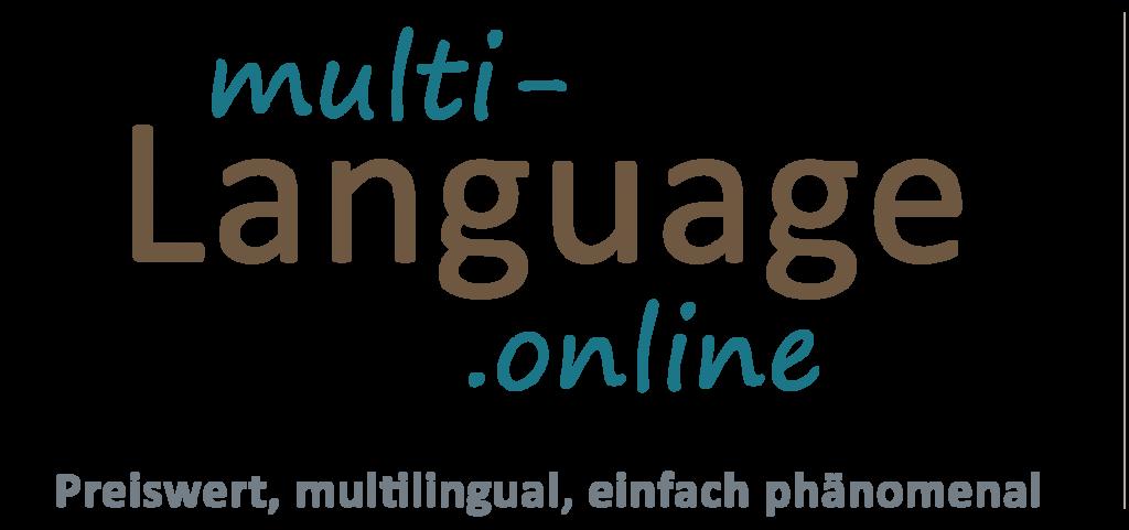 Logo-Startseite 3 mit Linie